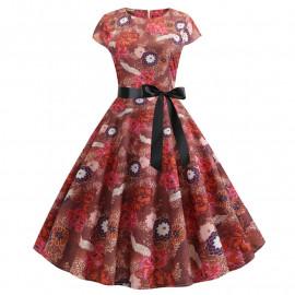 Женское летнее платье MN41-7