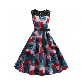 Женское летнее платье MN38-12