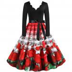 Женское платье в стиле ретро MN009-17