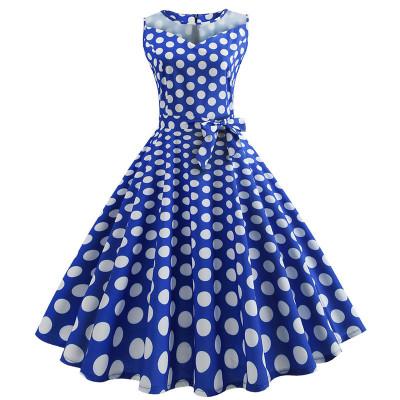 Купить Платье В Горошек Для Женщин