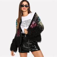 Женская куртка бомбер ММ132