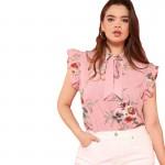 Женская блузка размера плюс ММ56