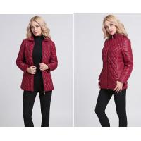 Женская куртка больших размеров ММ222