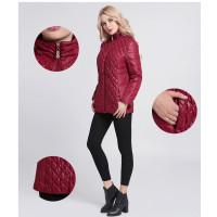 Женская куртка больших размеров ММ222-1