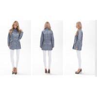 Женская куртка больших размеров ММ221