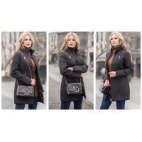 Женская демисезонная куртка ММ213