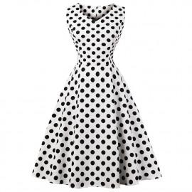 Женское летнее платье размера плюс ММ202-6