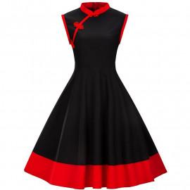 Женское платье большого размера MN37-6